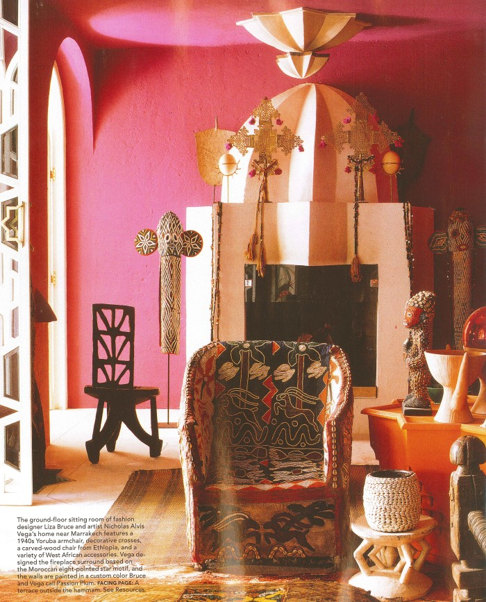 Ethiopian Crosses In Feb Mar Elle Decor