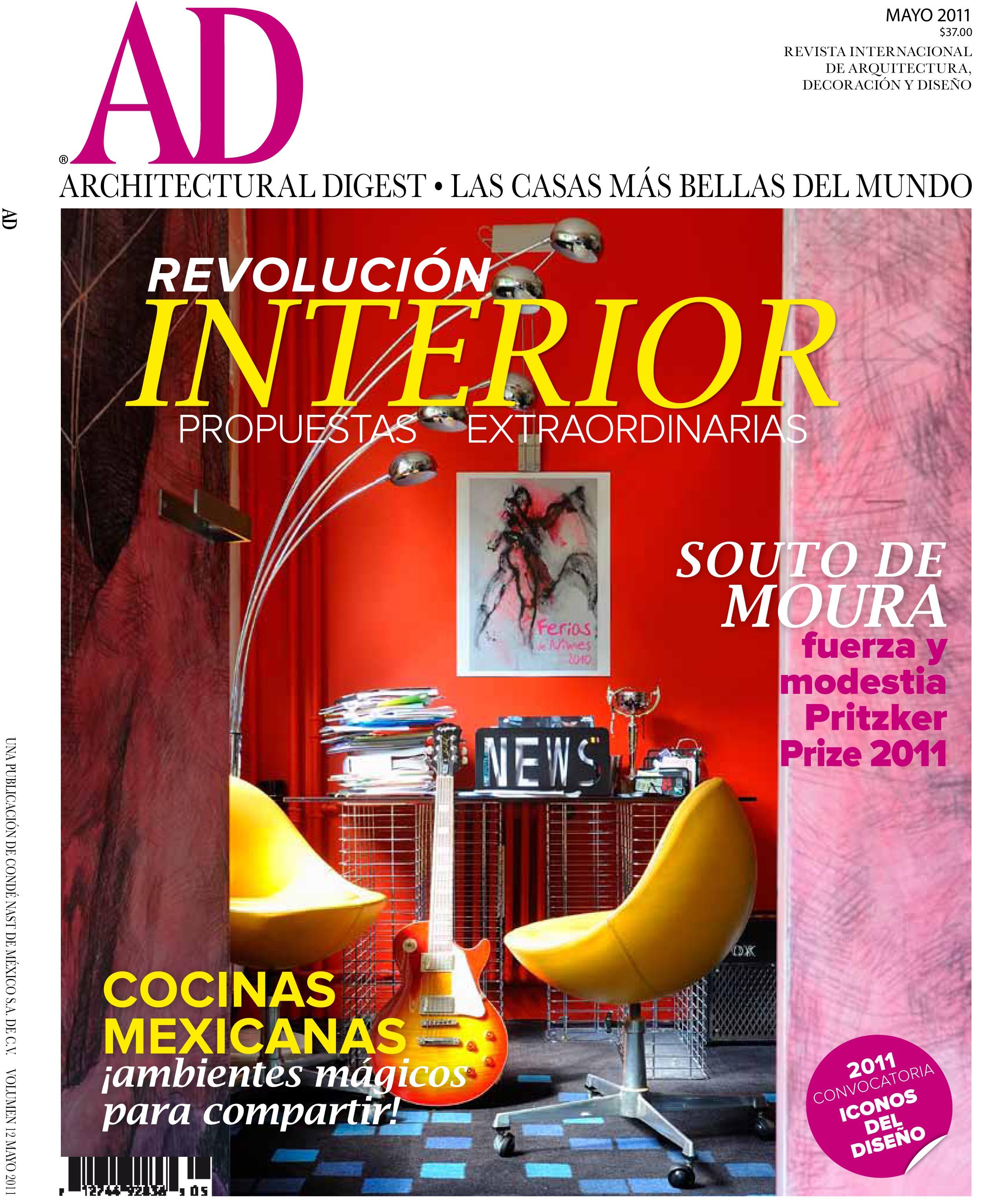 Architectural Digest: Architectural Digest Mexico