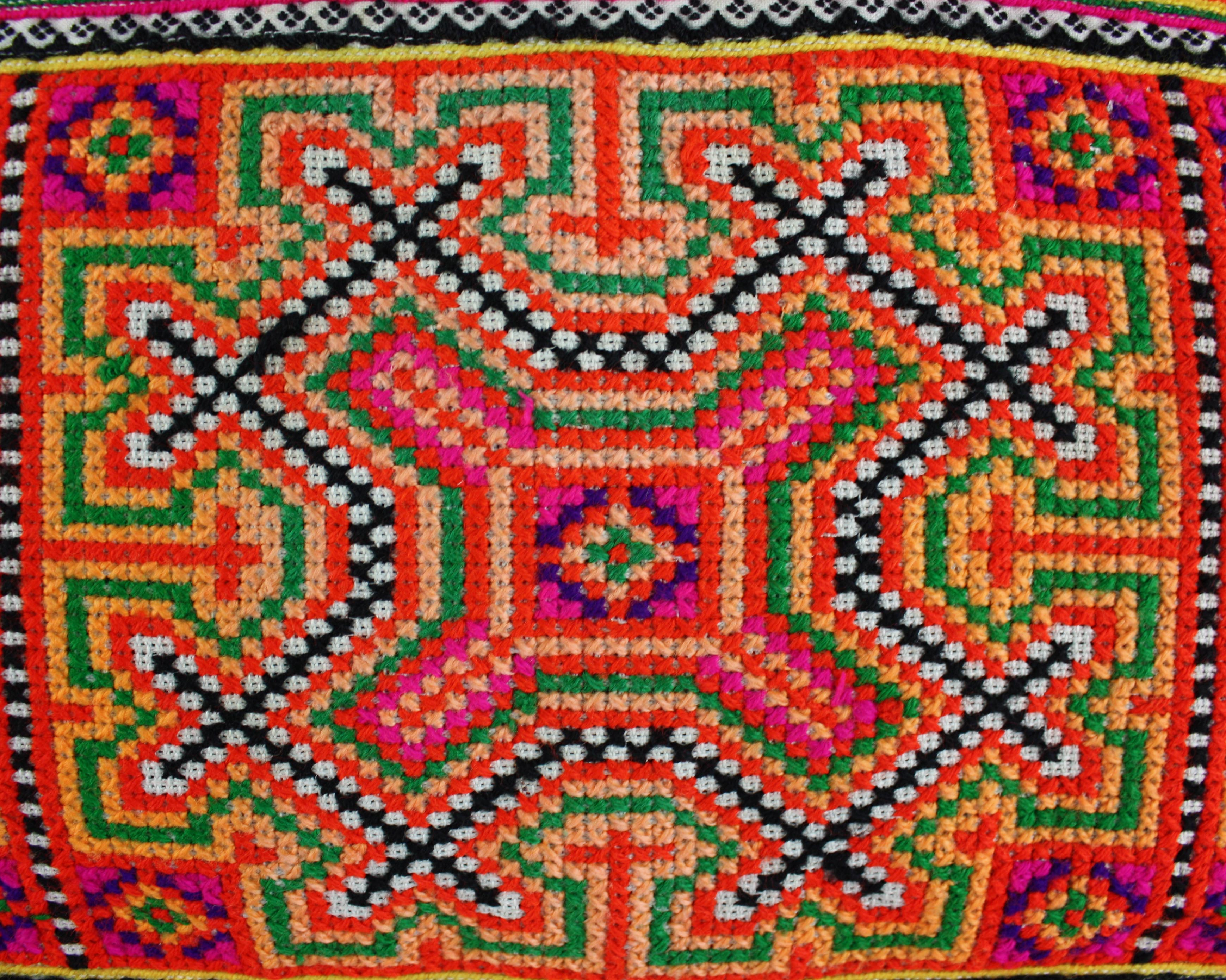 Hmong Embroidery Designs