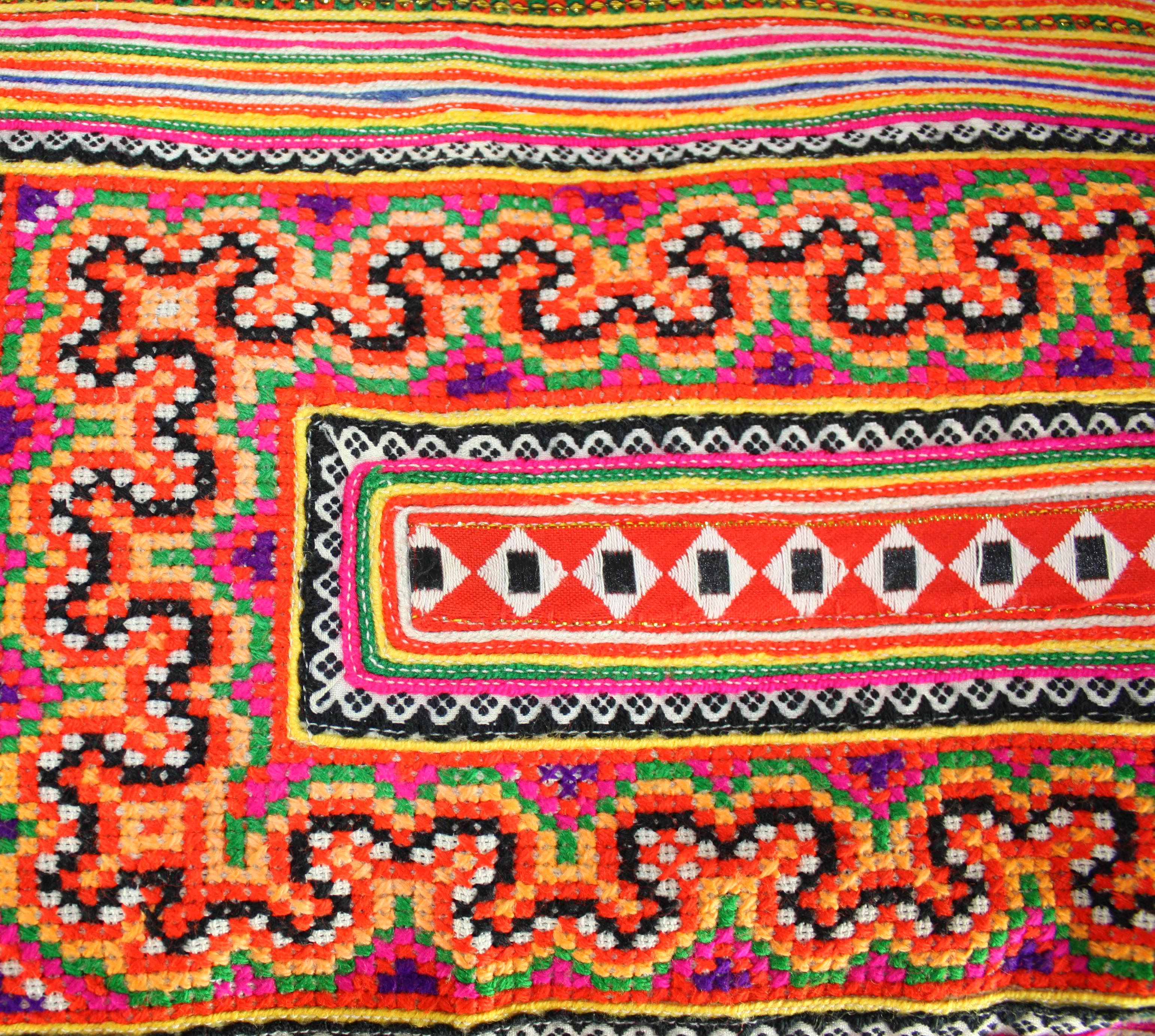 Hmong Hill Tribe