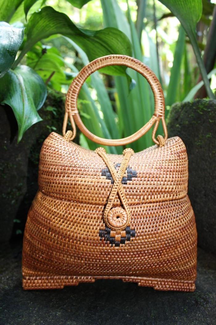 Balinese Ate Grass Handbag - Jimbaran Style