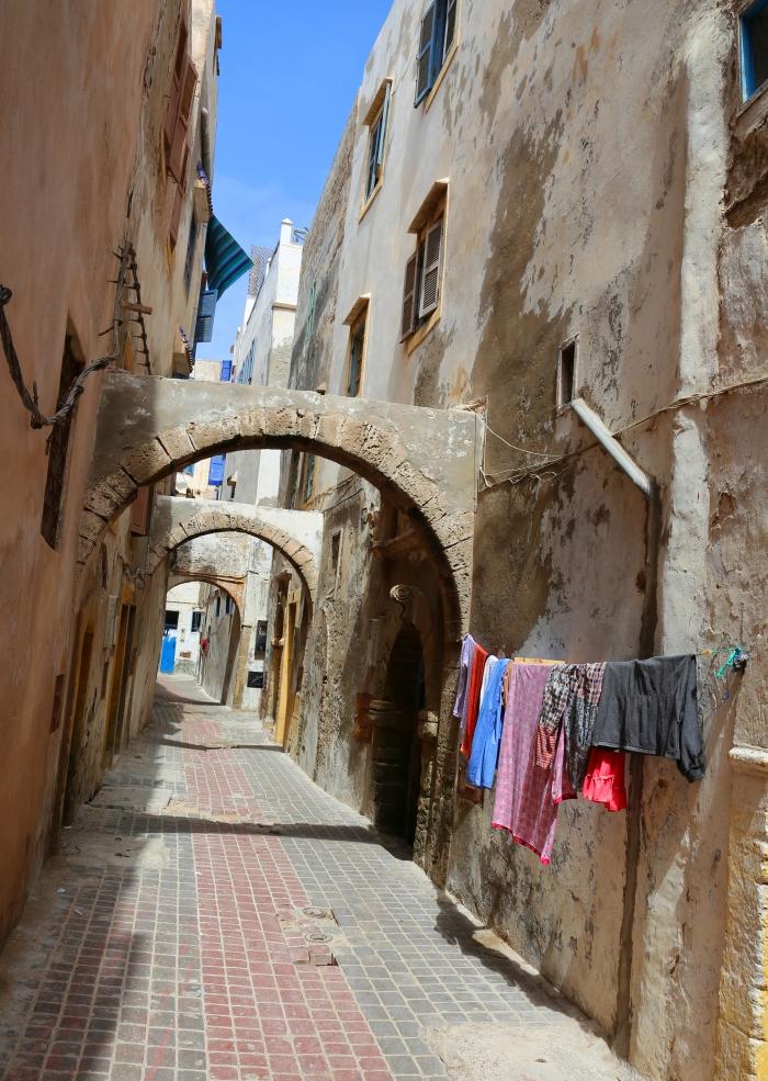 Streets of Essaouira.