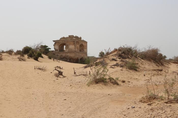 Ruins in Essaouira